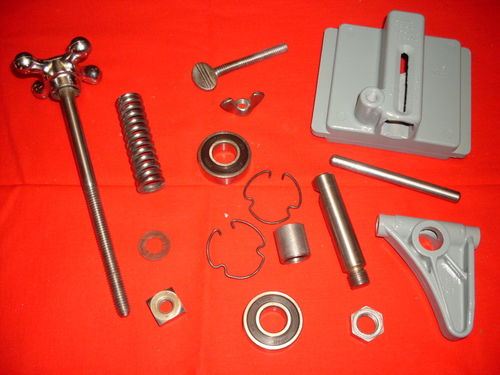 BAND SAW UPPER SHAFT HINGE ASSEMBLY FOR 14 INCH BAND SAW