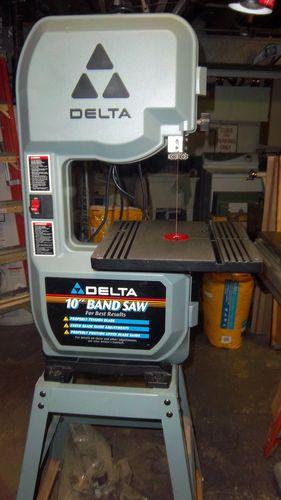 Delta Bandsaw For Sale Sold By Doubledd Lumberjocks