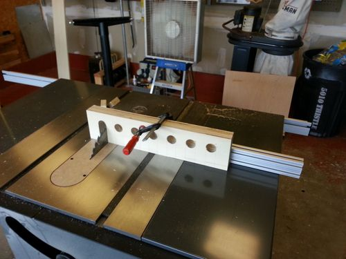 Modular clamp rack by sirfatty lumberjocks