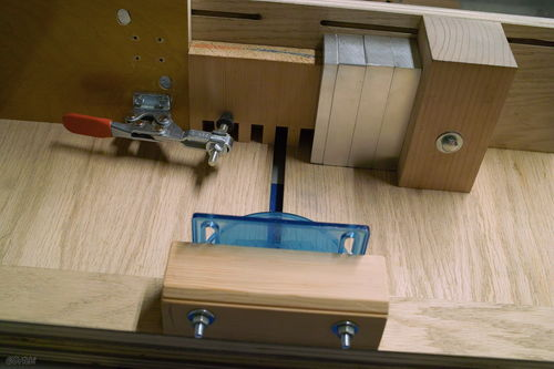yet another box joint jig by mrron. Black Bedroom Furniture Sets. Home Design Ideas