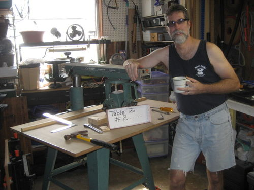 Mr sawdust radial arm saw table plans share the knownledge