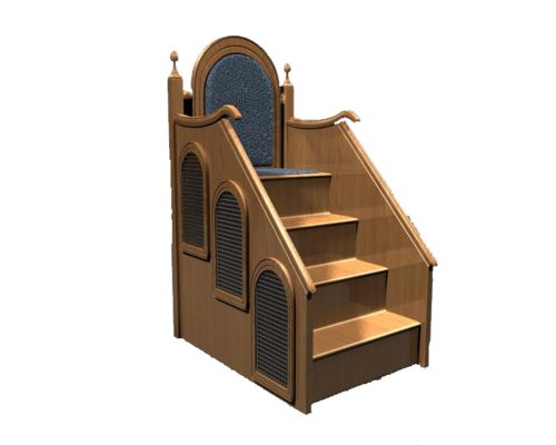 Have You Ever Built A Minbar By Don Lumberjocks Com