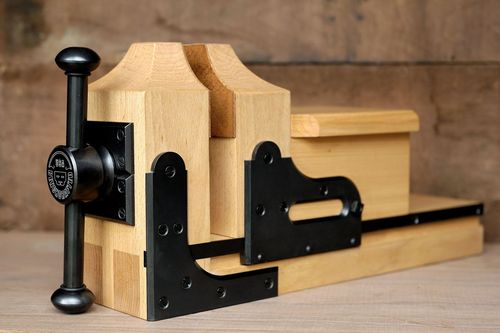 Hand tool journey carvers vise by airframer