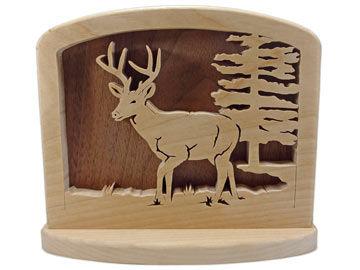 Deer Scroll Saw Patterns