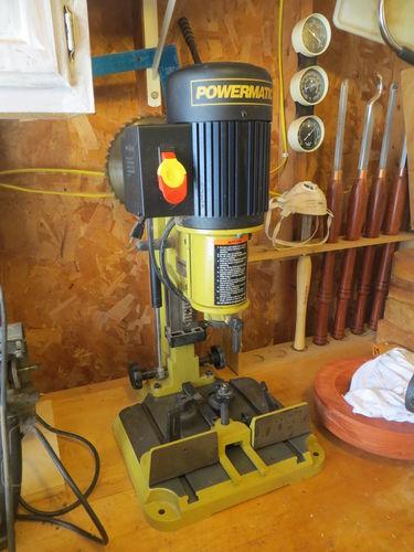 powermatic mortising machine