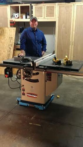 Baileigh Industrial My New Table Saw Power Tools