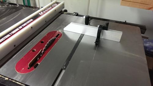 My Name Baileigh Table Saw Review Included