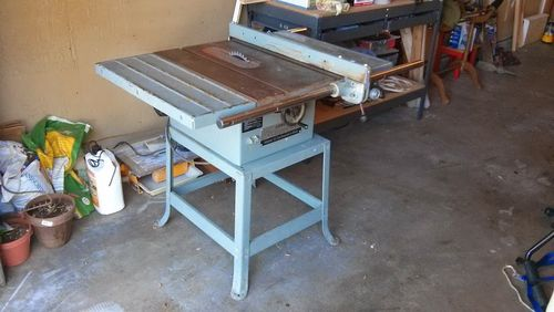 Delta 34 410 Table Saw Fence Issues By Kevin