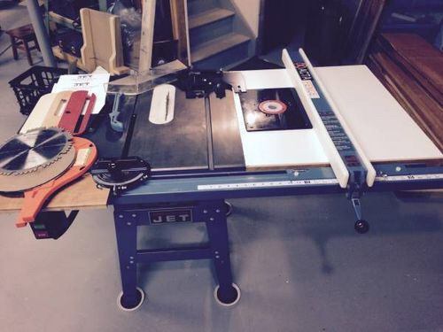 Table Saw Question From Craigslist By Rev1984