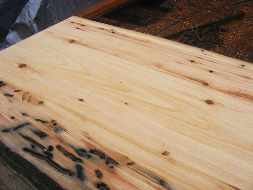 7 replies so far for How to finish a wood slab