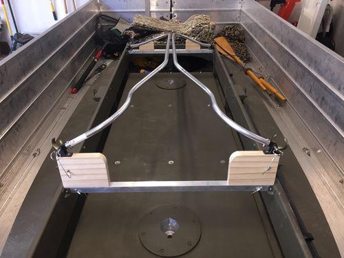 Building A Kara Hummer Layout Duck Boat 21 Fabricating