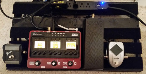 bass guitar players pedalboard build 7 pedal board for bass done some mistakes some. Black Bedroom Furniture Sets. Home Design Ideas