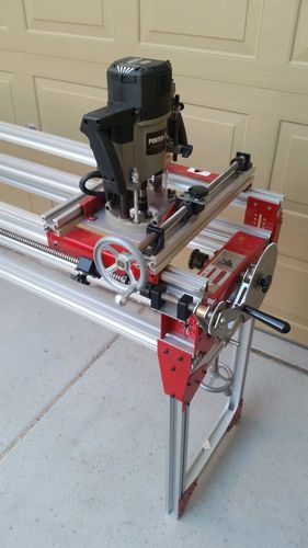 96 Quot Legacy Router Mill For Sale By Buildeyman