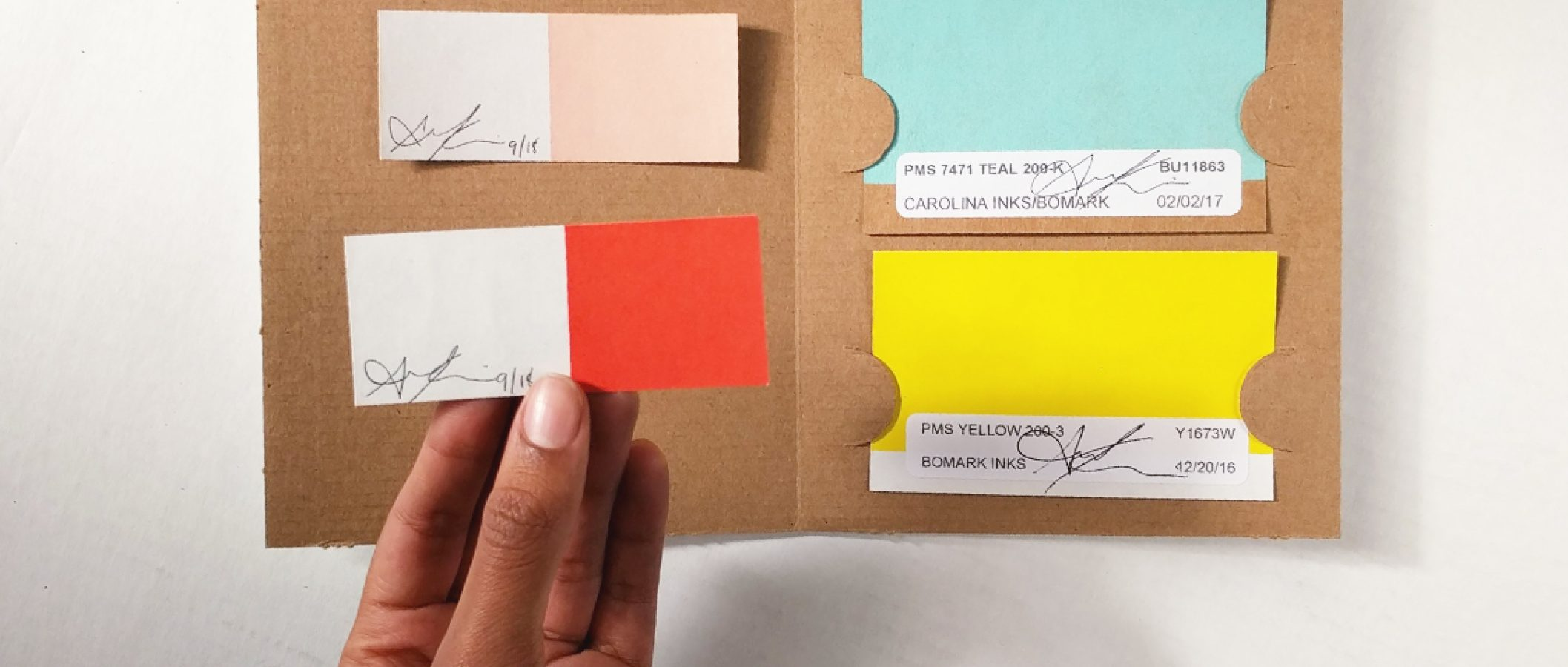 How to Pick the Right Pantone Swatch When Designing for Print - Lumi