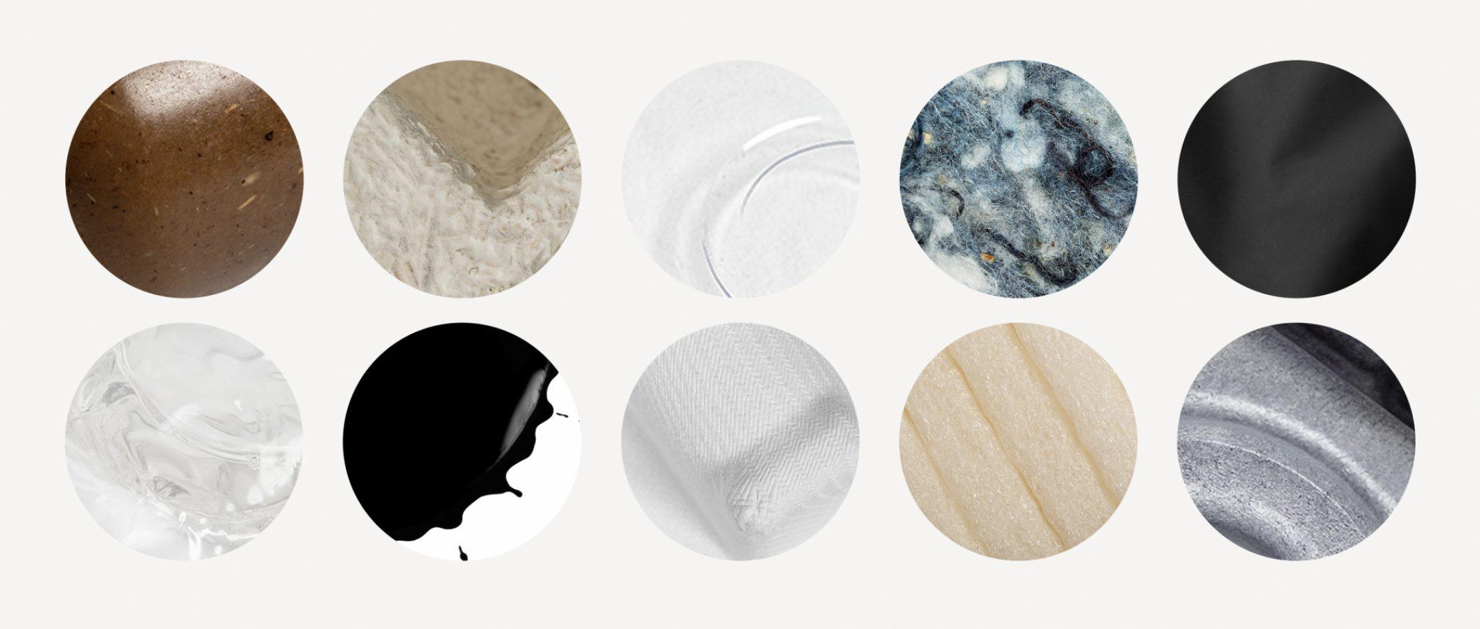 Materials or material