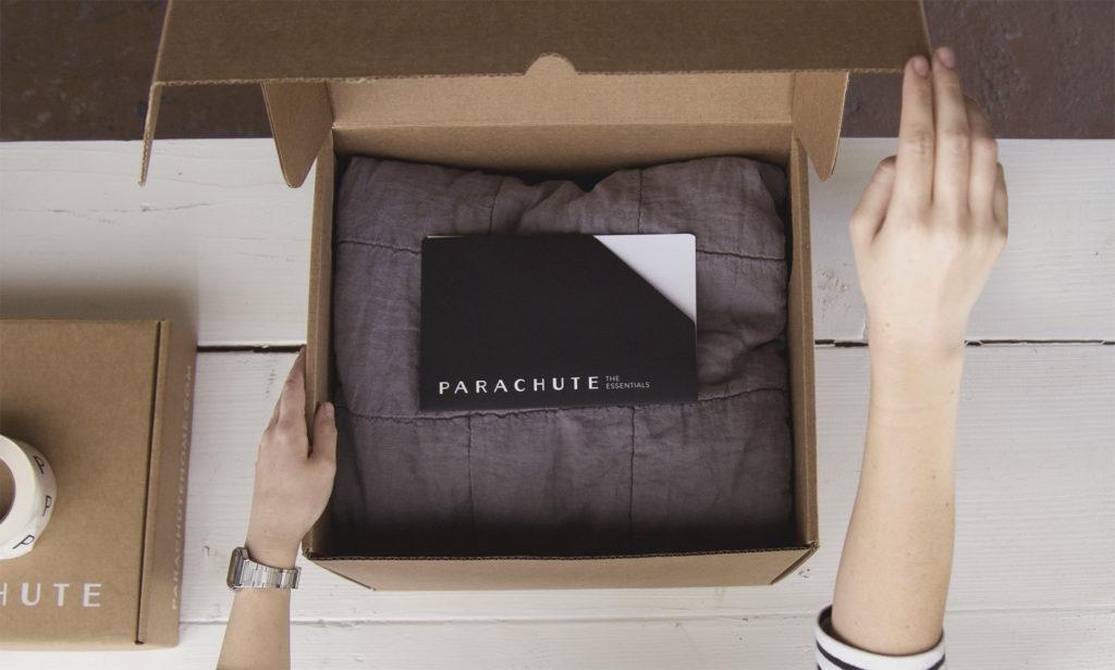 Parchute Unboxing