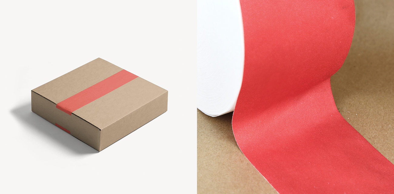 Design: Artist Endeavor A Practical Guide to Designing Packing Tape