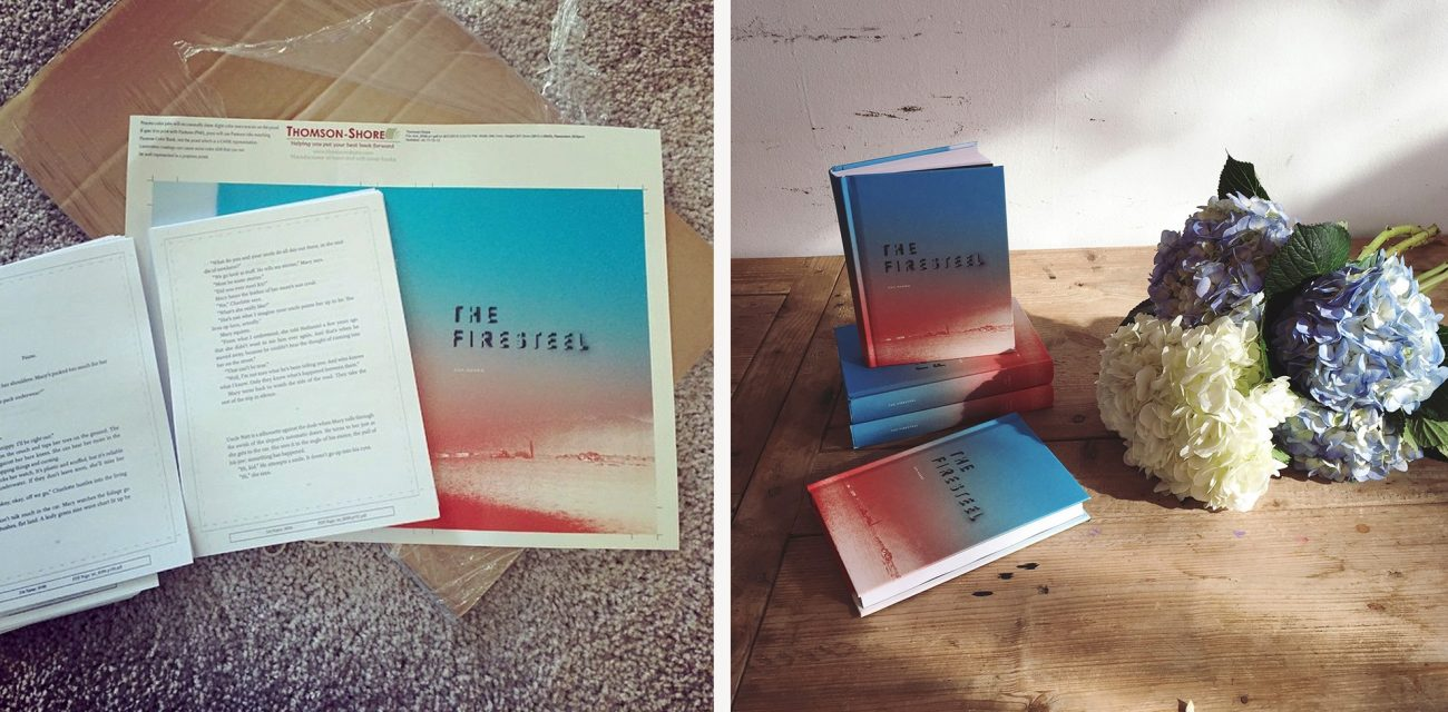 Designer/Writer Ash Huang on How She Bootstrapped her Novel to Reality
