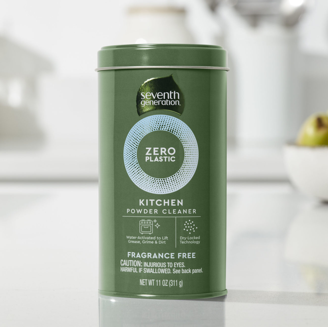 How Seventh Generation designed their Zero Plastic cleaning line