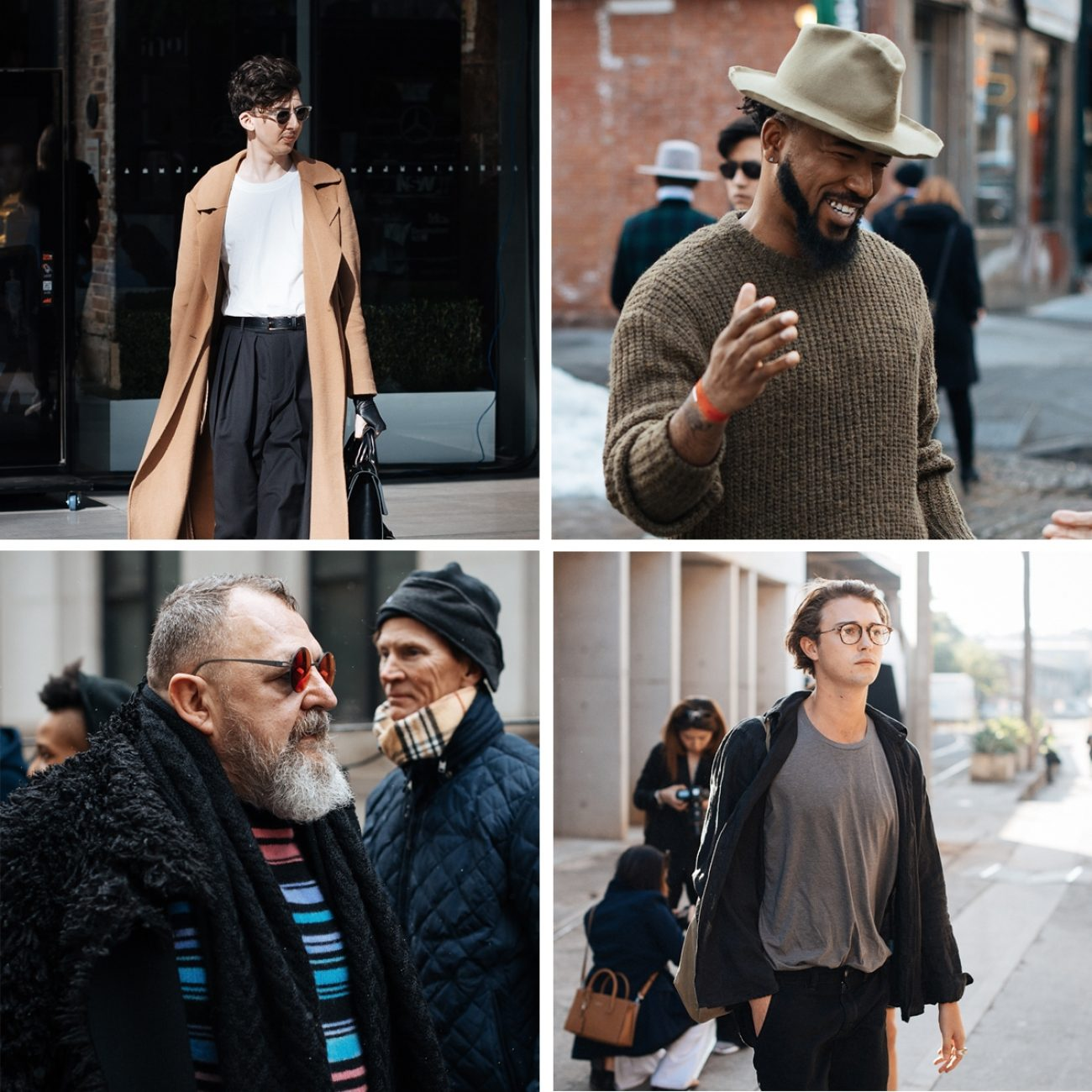'Men in This Town' Founder Has Taken His Vision of Street Style Off-Screen