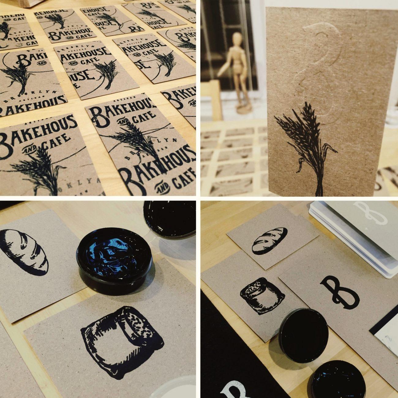 In Defense of Real-Life Mockups: A Hand Letterer Tests Her Designs Off Screen