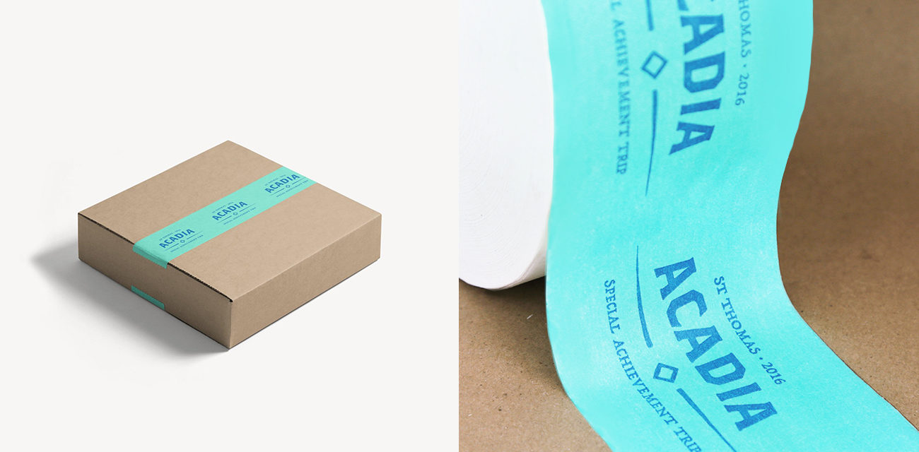 Design: St. Thomas A Practical Guide to Designing Packing Tape