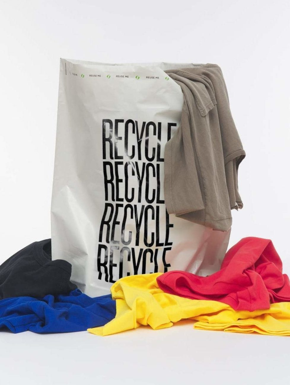 Keeping clothing out of landfills