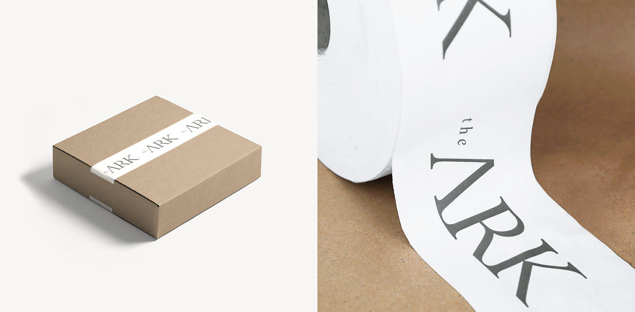 Design: The Ark A Practical Guide to Designing Packing Tape