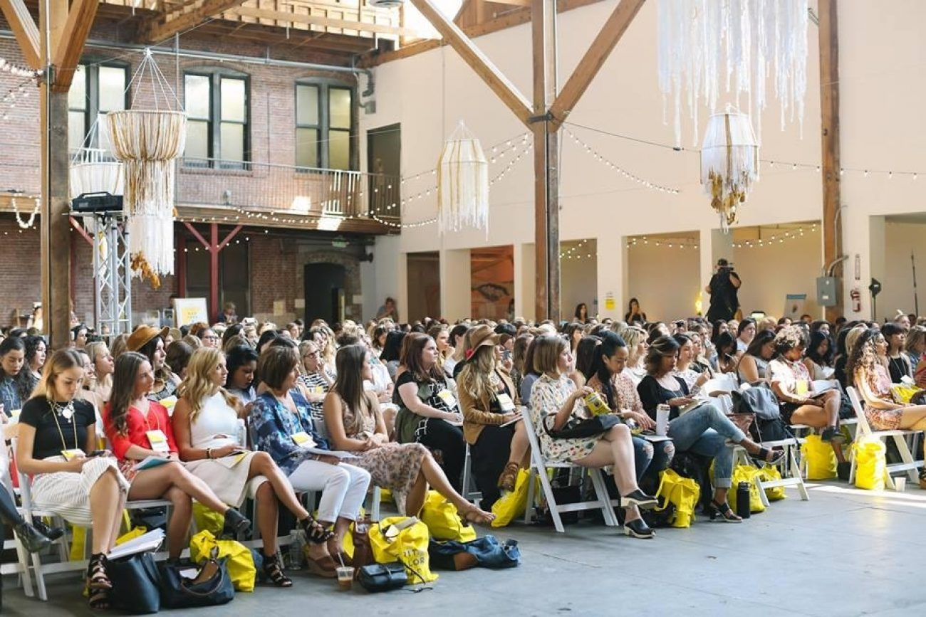 Talk Shop with Joanna Waterfall, Founder of Yellow Conference