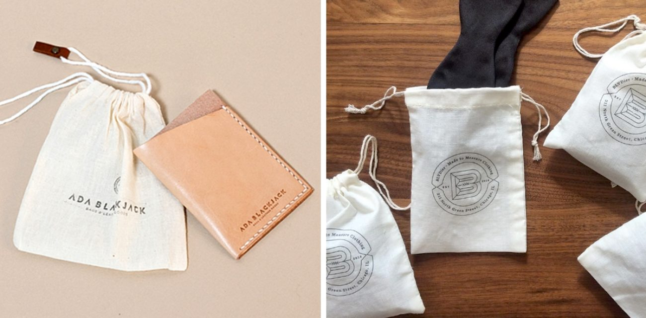 Packaging That Lasts: 10 Uses for Cotton Bags