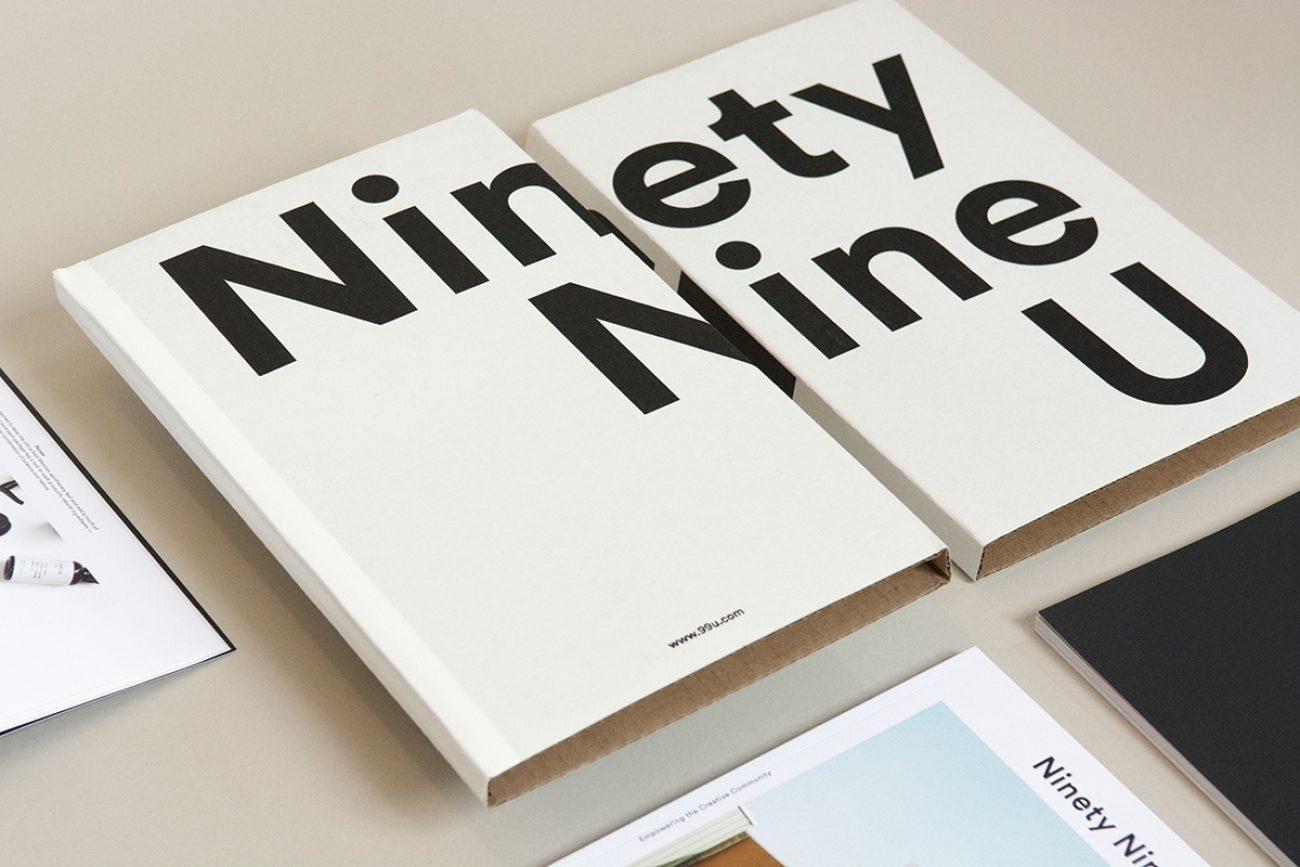 Ninety Nine U Magazine 7 Headline-Worthy Book Mailer Designs