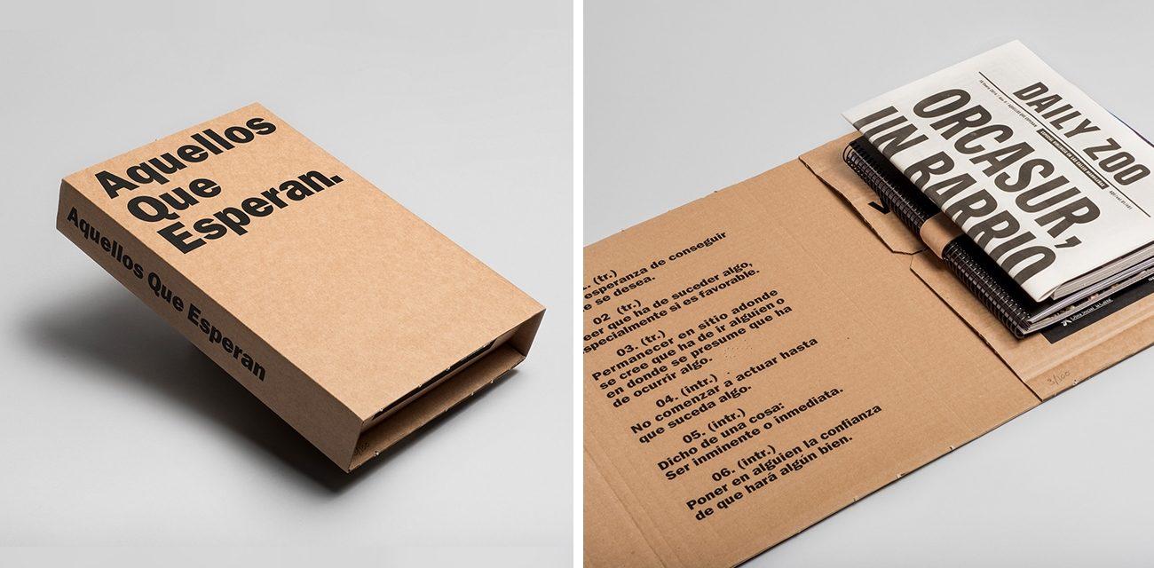 Aquellos Que Esperan, Vol.1: Así nace la espera by Koln Studio 7 Headline-Worthy Book Mailer Designs
