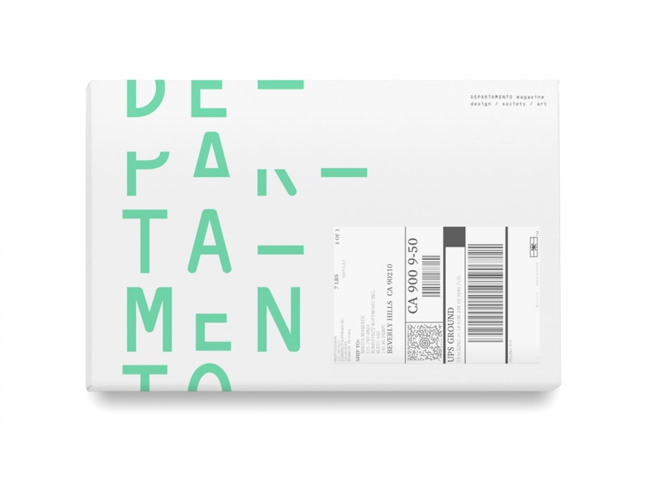 Departamento Magazine by Network Osaka 7 Headline-Worthy Book Mailer Designs