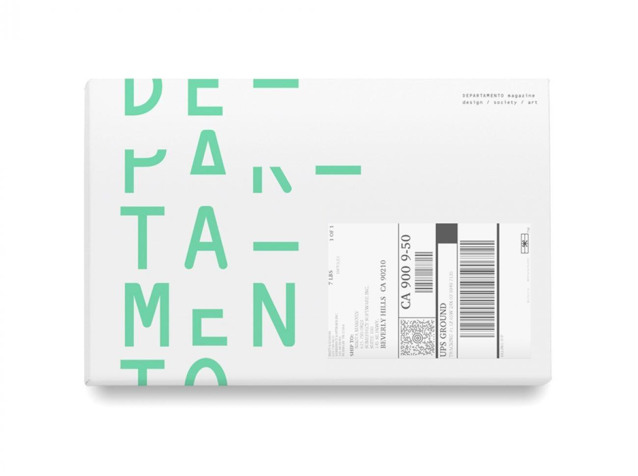 Departamento Magazine by Network Osaka 7 Headline-Worthy Book Mailer Designs