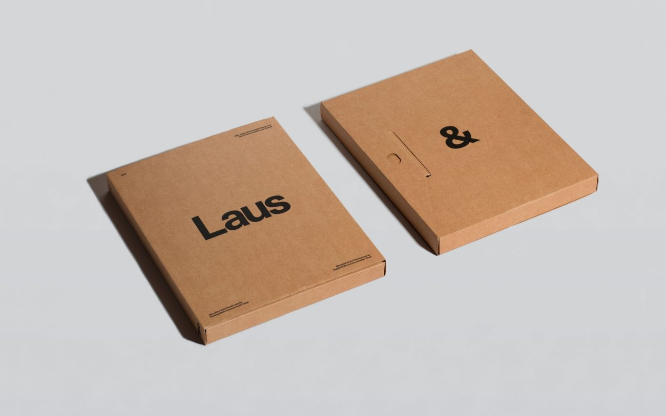 Laus Annual, 2016 by Solo  7 Headline-Worthy Book Mailer Designs