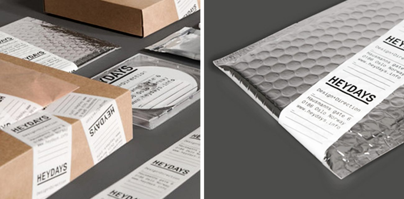 Modern Designs for Classic, Black and White Tape