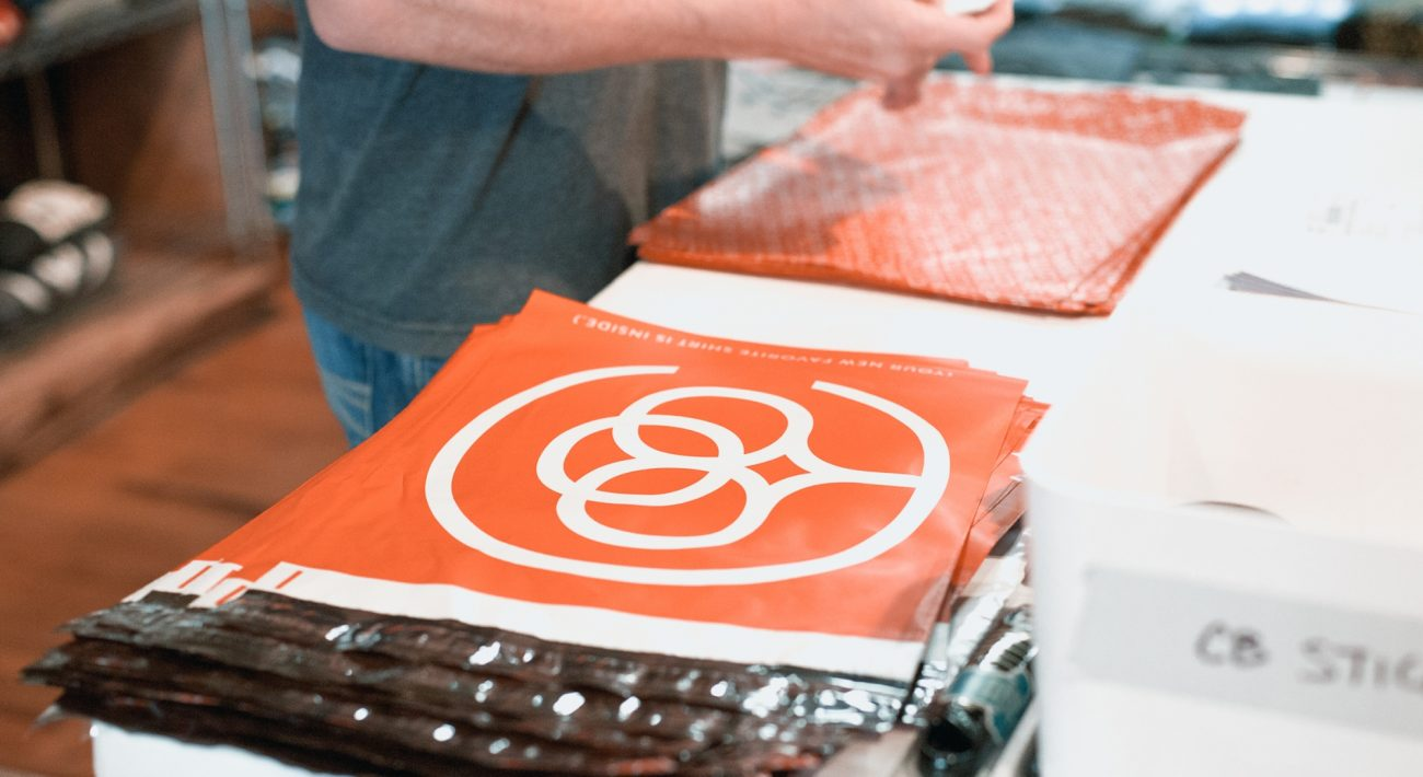 Cotton Bureau is Making Beautiful Tees with Beautiful Packaging