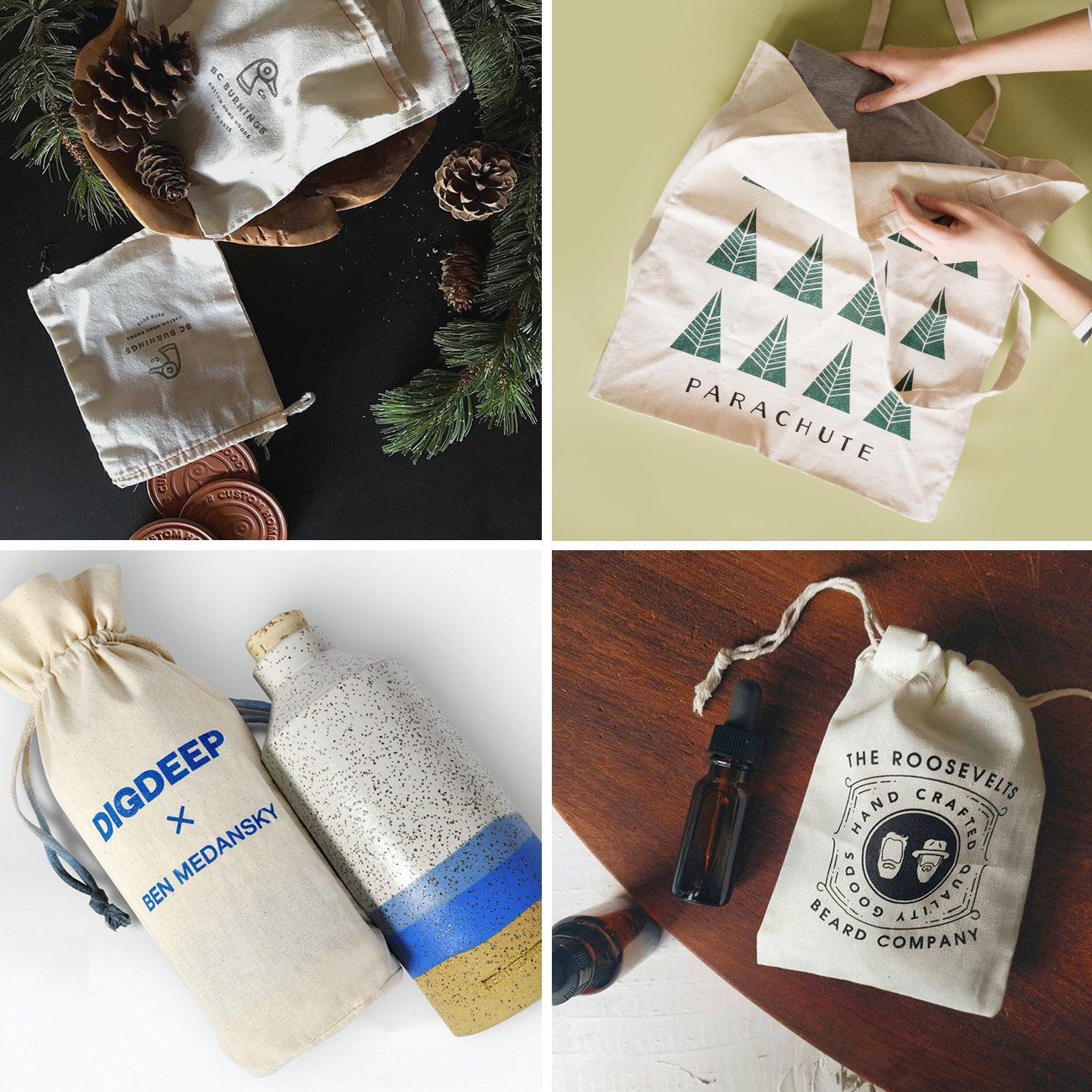 Photos via: Tubby Todd, BC Burnings, The Yellow Loft, Lumi 70 Ideas to Spruce Up Your Holiday Packaging Design