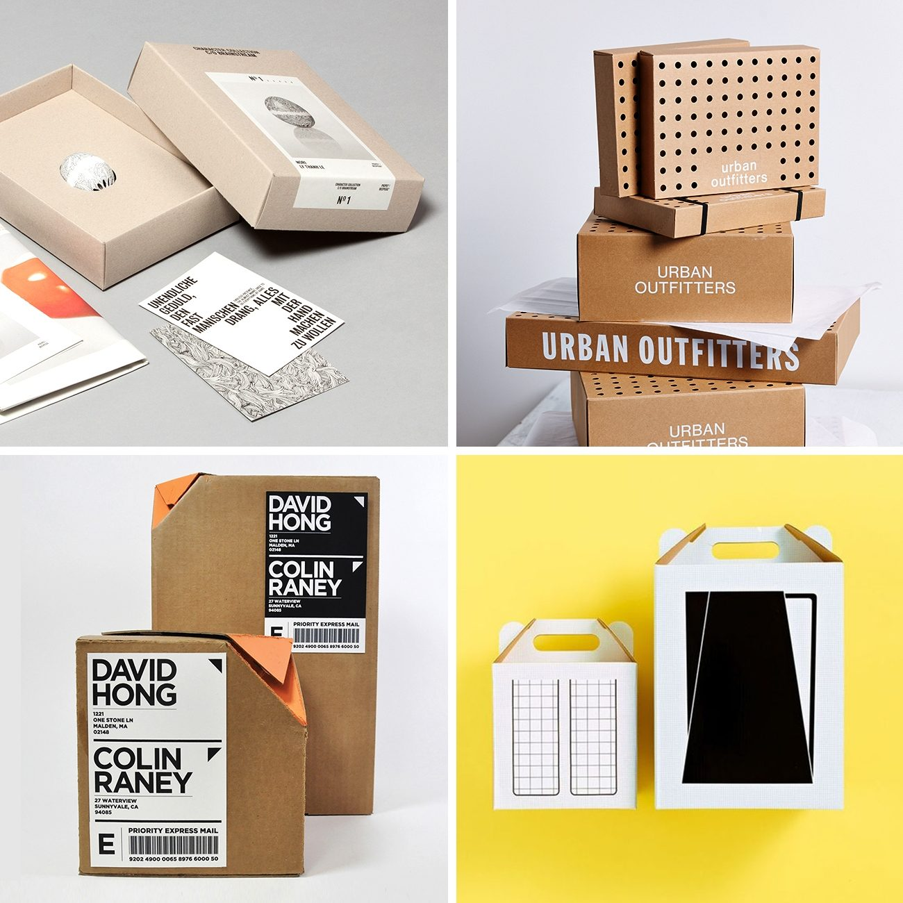 Photos via: A Practice for Everyday Life, Gabriel Klein, Ian Rousey, Chen Chen Hu, Allison Henry Aver 90 Ideas to Spruce Up Your Holiday Packaging Design