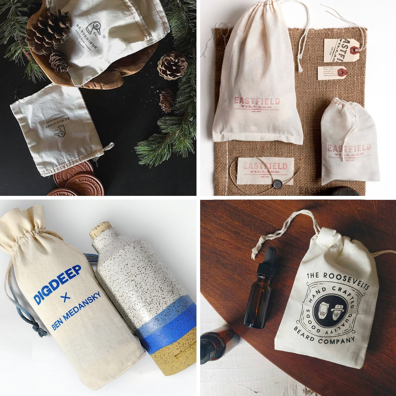 Photos via: Tubby Todd, BC Burnings, Campsite Studio, The Yellow Loft, Lumi 60 Ideas to Spruce Up Your Holiday Packaging Design