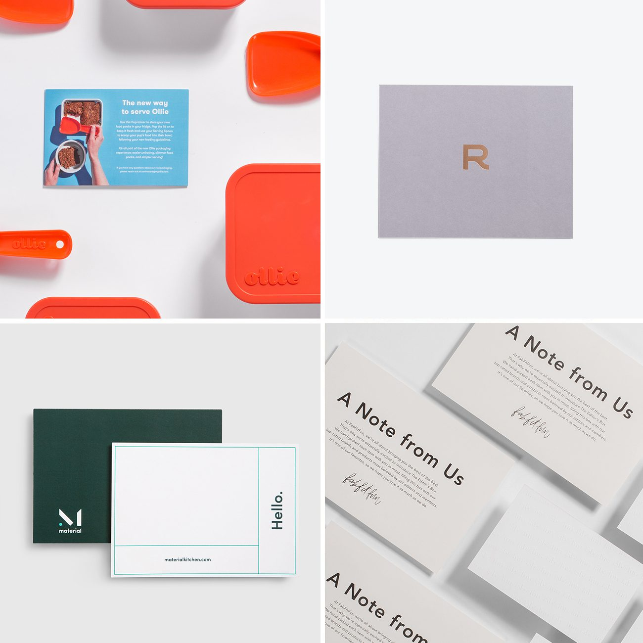Photos via: Lumi 90 Ideas to Spruce Up Your Holiday Packaging Design