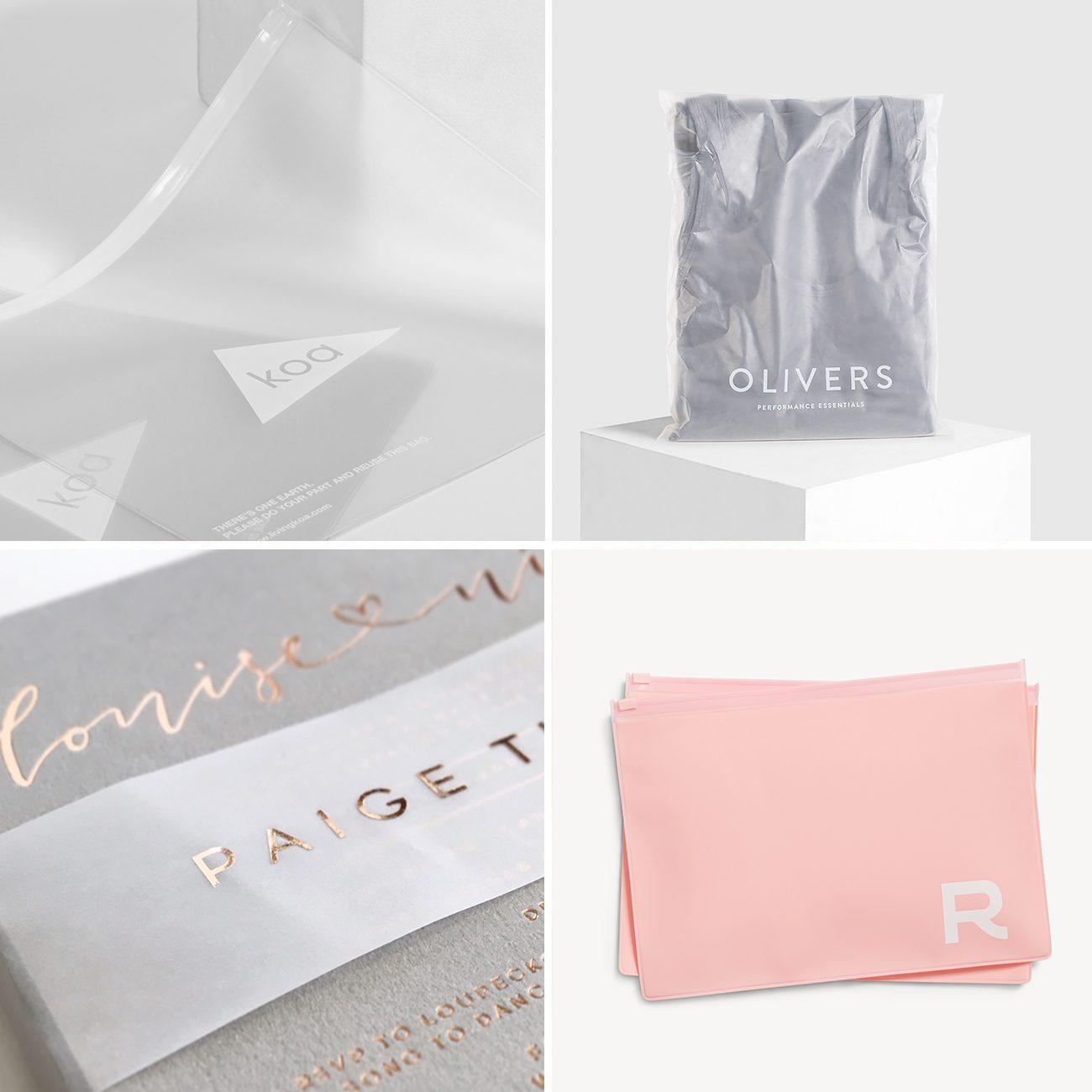 Photos via: MM La Fleur, Lumi, Paige Tuzée 90 Ideas to Spruce Up Your Holiday Packaging Design