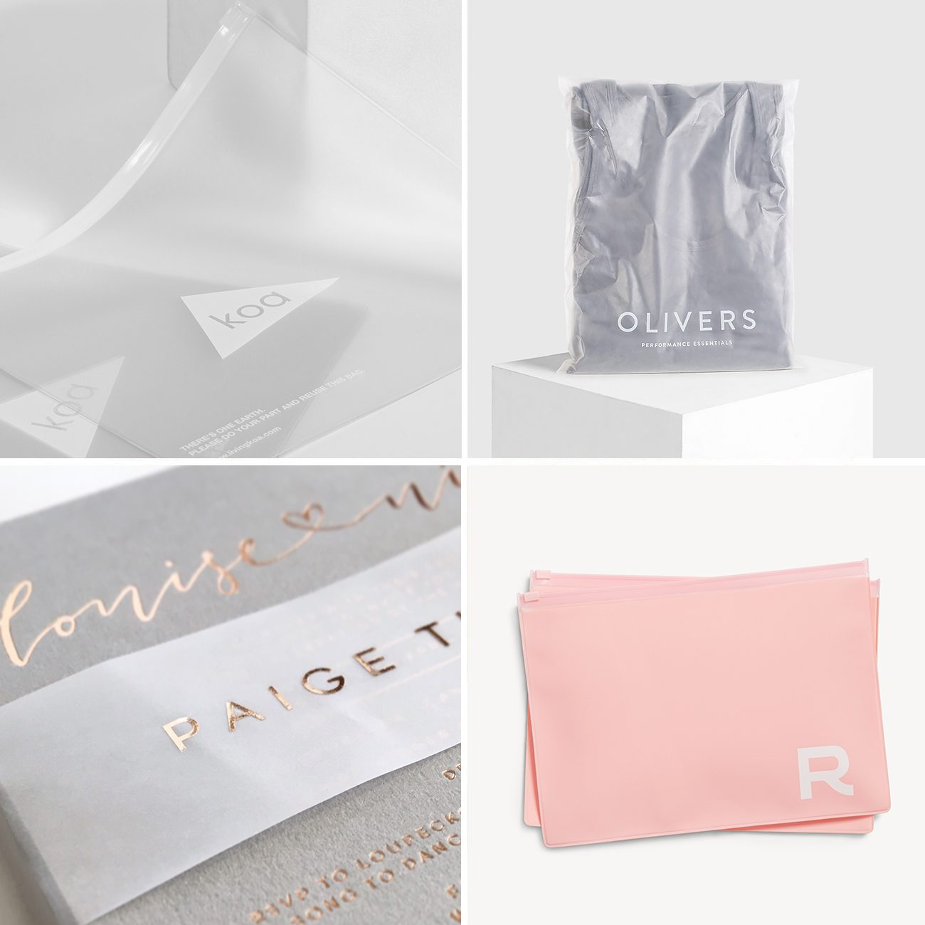 Photos via: MM La Fleur, Lumi, Paige Tuzée 90 Ideas to Spruce Up Your Holiday Packaging Design