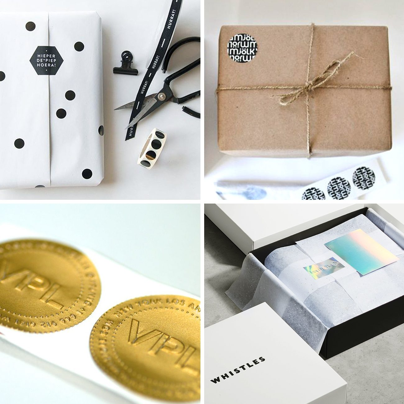 Photos via: Buorx, Kado Design, Salita Bacchi, VPL store, Surface and Form 70 Ideas to Spruce Up Your Holiday Packaging Design
