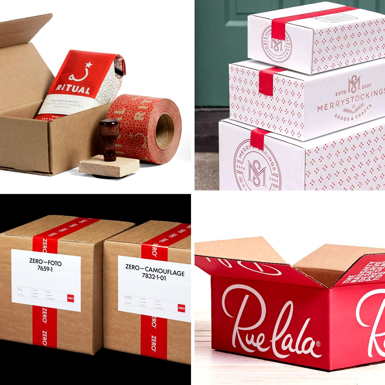 60 Ideas To Spruce Up Your Holiday Packaging Design. Photos Via: Page Three  Hundred, Lumi.com, Studio MPLS, Henrik Nygren