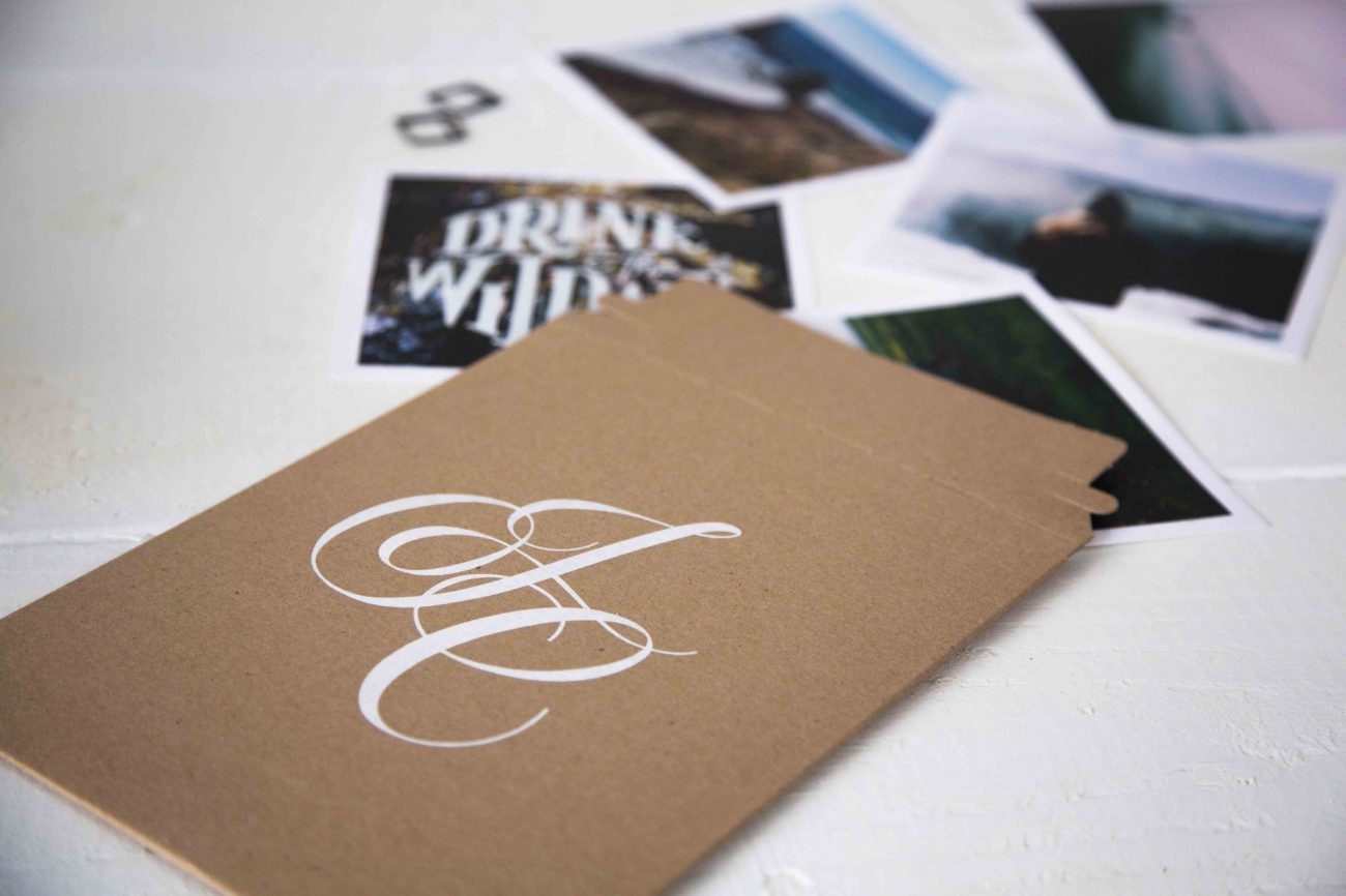 Signature Ways to Brand Your Prints