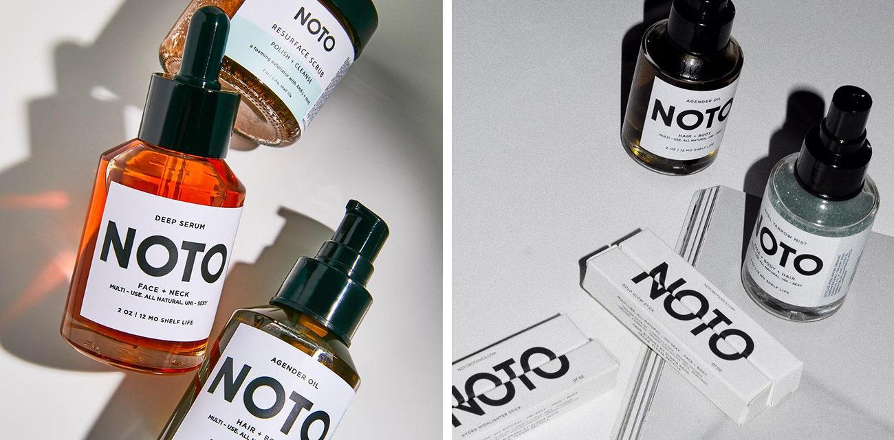 Talk Shop with Gloria Noto, founder of NOTO Botanics