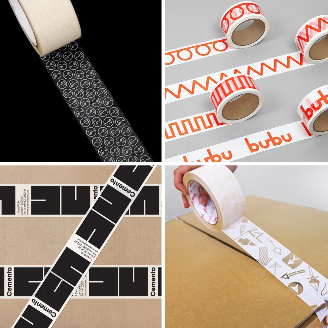 Pick the Ideal Shipping Tape for Your Brand