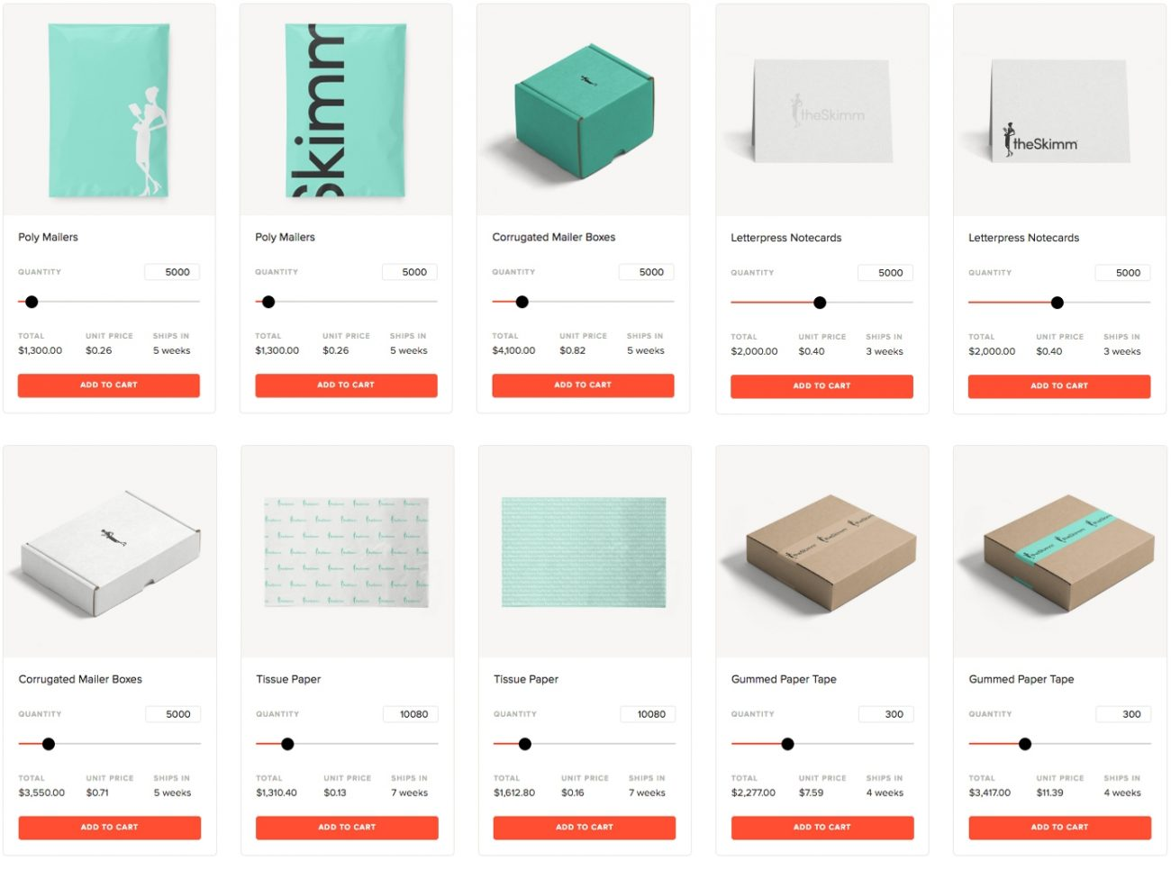 Plan Your Packaging With the Lumi Dashboard
