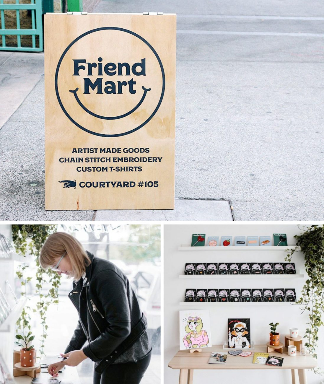 Photos of Friend Mart via Urban Outfitters Being Happy is the Best Revenge